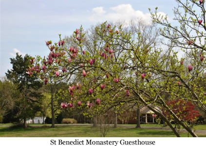 St Benedict Monastery Guesthouse Bristow, Virginia